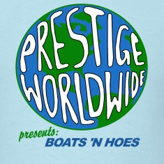 Sky blue Step Brothers Boats Hoes  T-Shirts