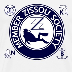 Natural Member Team Zissou T-Shirts