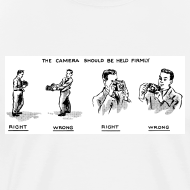 Design ~ The camera should be held firmly (m)