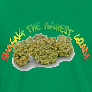 420 bud out - Men's Premium T-Shirt