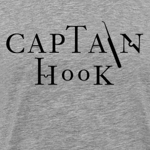 Captain hook [black editon] - Men's Premium T-Shirt