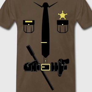 Po-Po Uniform - Men's Premium T-Shirt