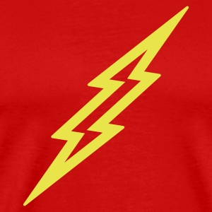 Lightning T Shirt - Men's Premium T-Shirt