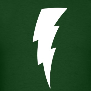 Lightning Bolt T Shirt - Men's T-Shirt