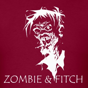 Zombie & fitch [white edition] - Men's T-Shirt