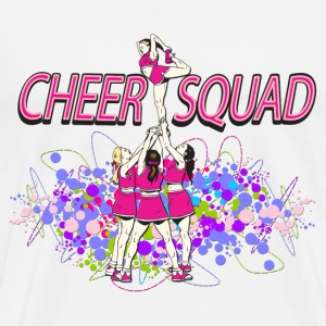 GRAFITTI CHEER SQUAD - Men's Premium T-Shirt