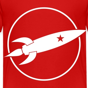 Rocket Shirt - Toddler Premium T-Shirt
