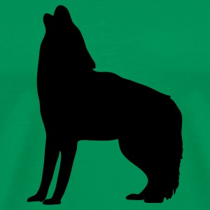Coyote Shirt - Men's Premium T-Shirt