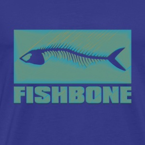 FISHBONE - Men's Premium T-Shirt