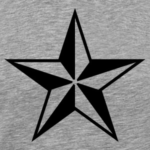 Nautical / North Star Shirt - Men's Premium T-Shirt
