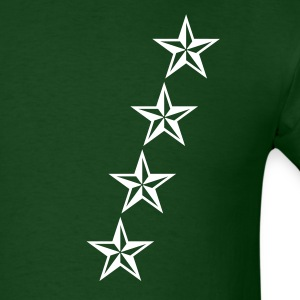 Perfect - Four Stars Shirt - Men's T-Shirt
