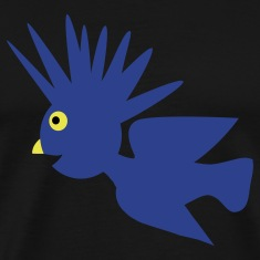 Black Bird T-Shirts
