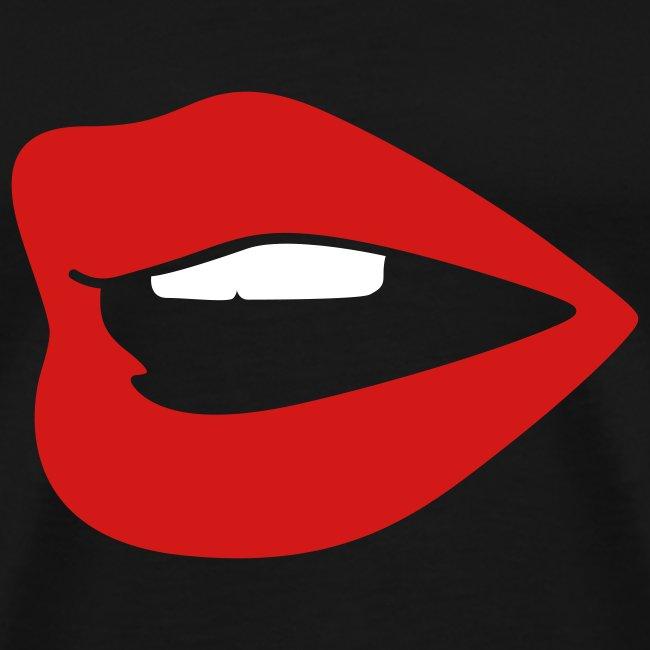 Lips Heavyweight Shirt