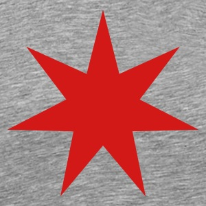 7 Point Star Shirt - Men's Premium T-Shirt