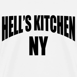 Natural Hell's Kitchen NY NYC T-Shirts - Men's Premium T-Shirt