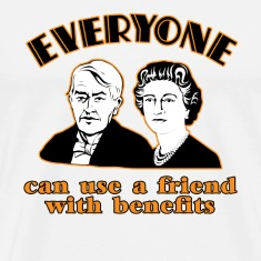 Natural Friends with Benefits  T-Shirts