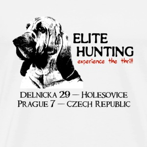Natural Hostel Elite Hunting T-Shirts - Men's Premium T-Shirt