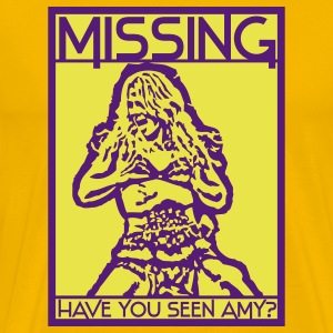 Have You Seen Amy? - Men's Premium T-Shirt