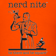 Design ~ Nerd Nite T-Shirt