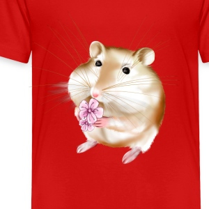 My Little Mouse - Toddler Premium T-Shirt