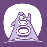 Design ~ Day of the Tentacle (Purple Tentacle)