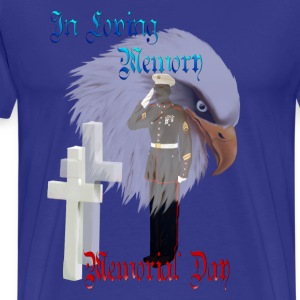 In Loving Memory - Men's Premium T-Shirt
