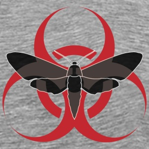 Insect Hazard (Men's heavyweight T) - Men's Premium T-Shirt
