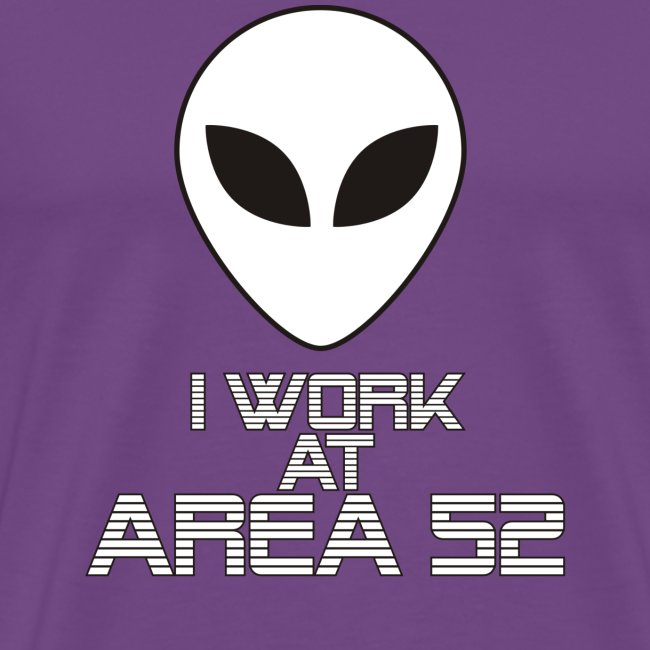 I work at Area 52