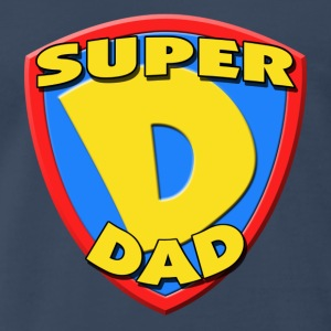 Super Dad Father's Day - Men's Premium T-Shirt