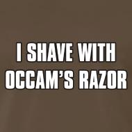 Design ~ I shave with Occam's Razor