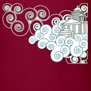 temple - Men's T-Shirt