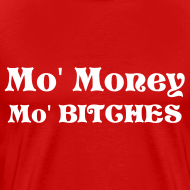 Design ~ Mo Money Mo Bitches