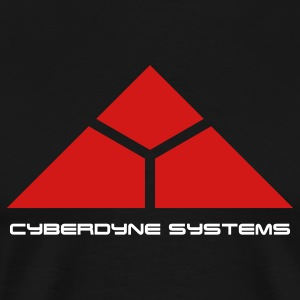 Black Cyberdyne Systems T-Shirts - Men's Premium T-Shirt