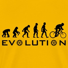 The Original Evolution Of Bike