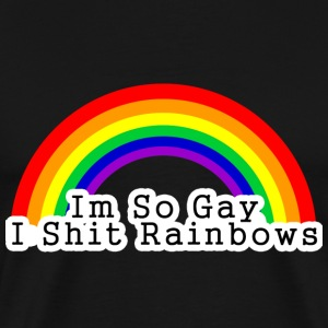 Im So Gay (Dark Colored) - Men's Premium T-Shirt