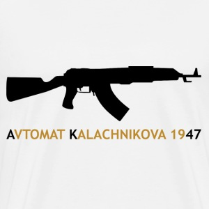 **AK-47** - Men's Premium T-Shirt