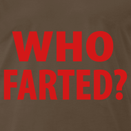Design ~ who farted