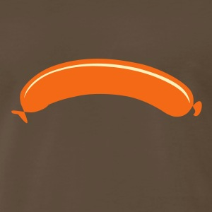 hot dog t-shirt - Men's Premium T-Shirt
