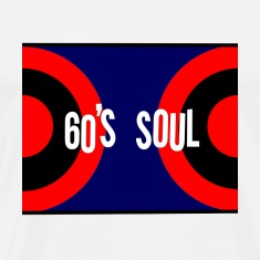 Sixties Soul Retro T Shirt