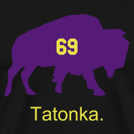 Design ~ Tatonka - The Black Shirt