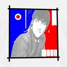 The Who - Keith Moon MOD T Shirt
