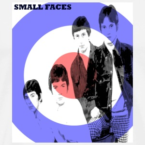 Small Faces Retro T Shirt - Men's Premium T-Shirt