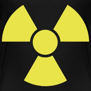 Black Radioactive Sign 2 Toddler Shirts - Toddler Premium T-Shirt