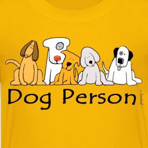 Dog Person - Kids' Premium T-Shirt