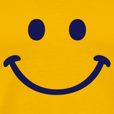 Yellow smile party smiley T-Shirts