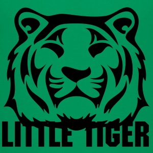 Kelly green tigers Kids' Shirts - Kids' Premium T-Shirt