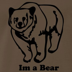 Chocolate bear T-Shirts