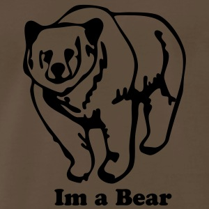 Chocolate bear T-Shirts - Men's Premium T-Shirt