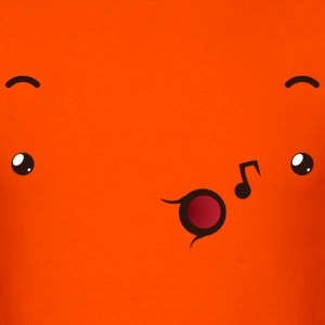 Orange Tipsy, sing T-Shirts - Men's T-Shirt