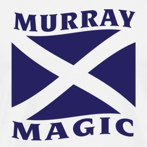 White Murray Magic T-Shirts - Men's Premium T-Shirt
